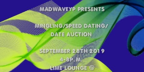Mingle/Speed Dating/Date Auction  tickets