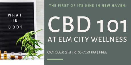 CBD 101 tickets