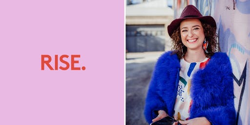 Rise - The value of good copy & writing a kick-ass bio with Sarah Heard