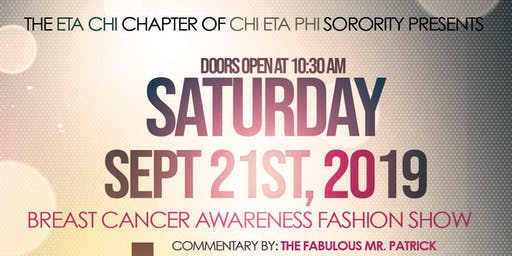 A Family Affair 20th Annual Breast Cancer Awareness Luncheon & Fashion Show