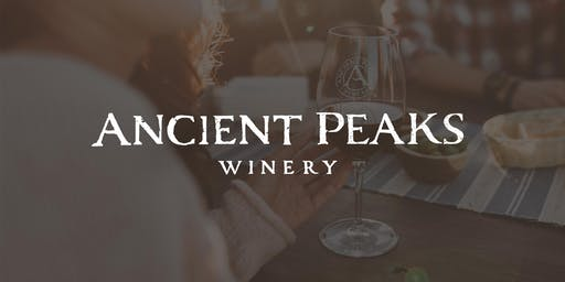 Wine Tasting with Ancient Peaks Winery, Paso Robles
