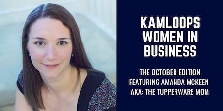 Kamloops Women in Business: October 2019 Edition tickets