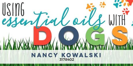 Doggie Time with Essential Oils tickets