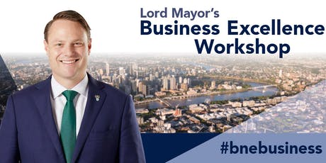 Lord Mayor's Business Excellence Workshop - Virginia tickets