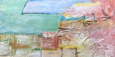 Mixed Media Workshop with Misha in Jervis Bay tickets