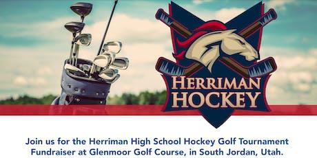 Herriman High Hockey Golf Tournament Fundraiser tickets