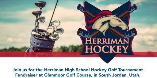 Herriman High Hockey Golf Tournament Fundraiser