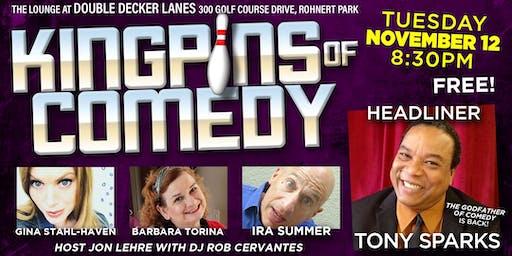 Kingpins of Comedy • November 12