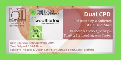 Dual CPD with Weathertex & House of Stars tickets