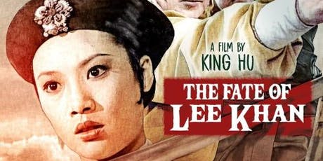 The Fate of Lee Khan Screening tickets