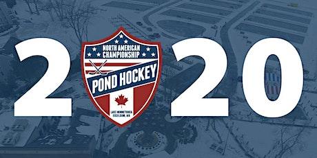 2020 North American Pond Hockey Championship Concerts tickets