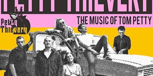 Petty Thievery at Talent Club - Sept 14th