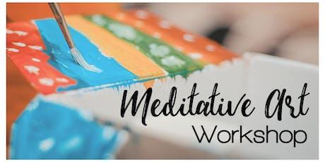 Meditative Art Workshop tickets