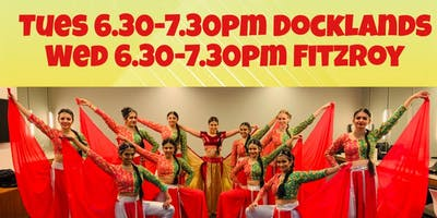 Term 4, 2019 Bollywood Dance Classes NB Dance