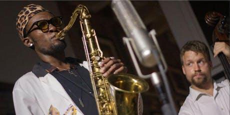 Saxophonist Isaiah Collier & The Chosen Few Fellowship Band tickets