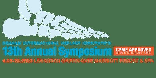 Graham International Implant Institute's 13th Annual Symposium