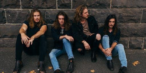 The Vanns 'Through The Walls' Australian Tour - Melbourne 18+