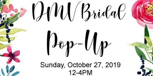 DMV BRIDAL POP-UP