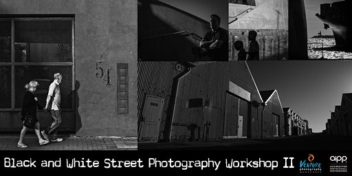 Black and White Street Photography Workshop (November 2019)