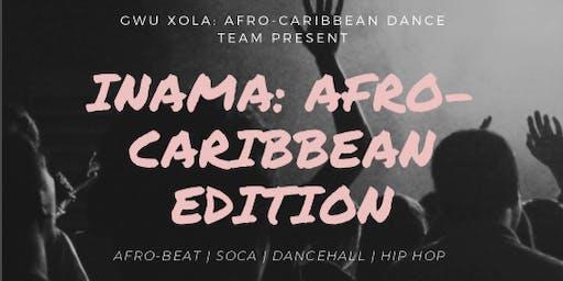 Inama Afro-Caribbean Edition