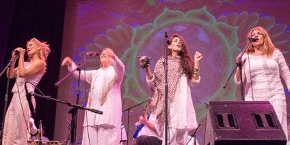 Sound of Love - Sound Healing Concert in a Spectacular Temple