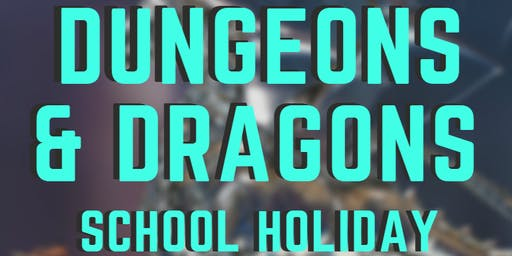 Dungeons and Dragons School Holiday Learn to Play at Decked Out Gaming