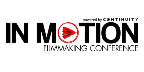 In Motion Filmmaking Conference tickets