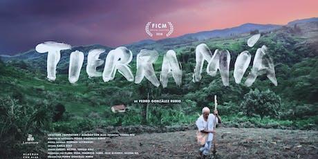 """Función gratuita: """"Tierra mía"""" de Pedro González Rubio + charla entradas"""
