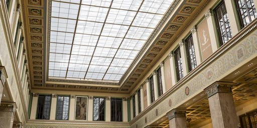 Tour of the Enoch Pratt Free Library Central Library