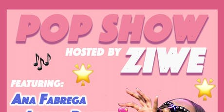 Pop Show with Ziwe tickets