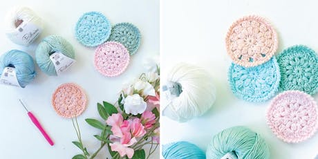 Eco-Friendly Face Scrubbies tickets