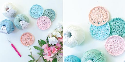 Eco-Friendly Face Scrubbies