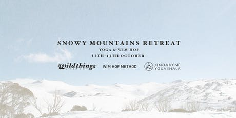Wim Hof Method and Yoga Snowy Mountains Retreat tickets