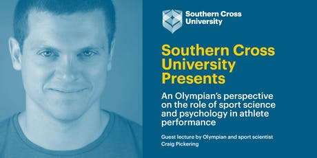 An Olympian's perspective on the role of sport science and psychology tickets