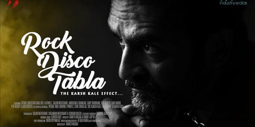 CSAFF Feature: Rock, Disco, Tabla - The Karsh Kale Effect