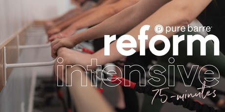 Pure Reform 75-Minute Intensive Workshop tickets