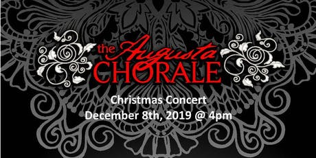 The Augusta Chorale Annual Christmas Concert tickets