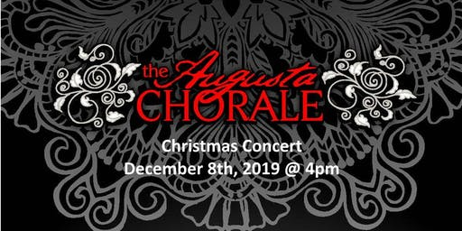 The Augusta Chorale Annual Christmas Concert