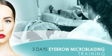 OCTOBER 21-23 MICROBLADING CERTIFICATION TRAINING  tickets