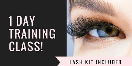 OCTOBER 24 CLASSIC EYELASH EXTENSION TRAINING tickets