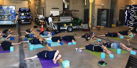 Yoga For First Responders Fundraiser tickets