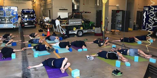 Yoga For First Responders Fundraiser