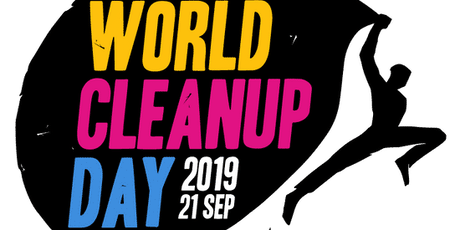 World Cleanup Day + Fringe Activity @ Zhenghua tickets