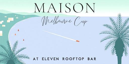 Maison Melbourne Cup 2019 | Eleven Rooftop Bar