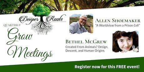 Grow Meeting: Discover Truth. Grow Your Faith. Reach the World. tickets