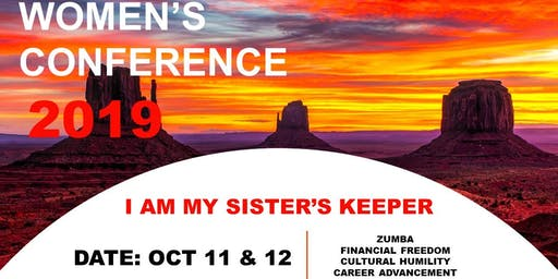 I Am My Sister's Keeper Conference by Bethany Church