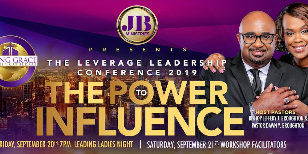Leverage Leadership Conference 2019- The Power to Influence