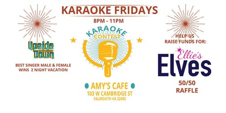 Karaoke Contest For Cause - Friday Nights   tickets