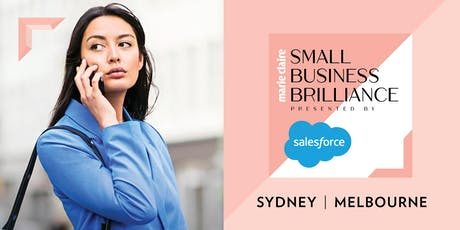 marie claire Small Business Brilliance Masterclass - Melbourne tickets