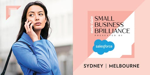 marie claire Small Business Brilliance Masterclass - Melbourne